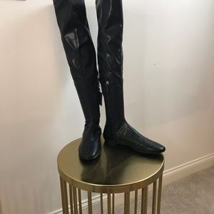 Zara Over the Knee Boots NWT EU40/US9